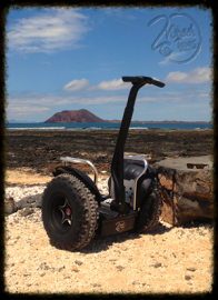 Segway Self balance scooter eco tours 2 wheel tours Corralejo tripadvisor
