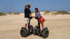 Segway, Tours, Corralejo, Fuerteventura, Canary Islands