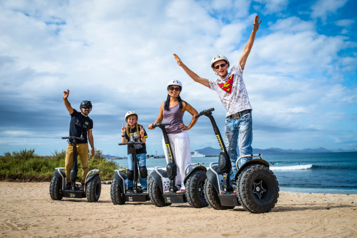 gyroscope self balancing scooter Tours Fuerteventura Things to do in Corralejo
